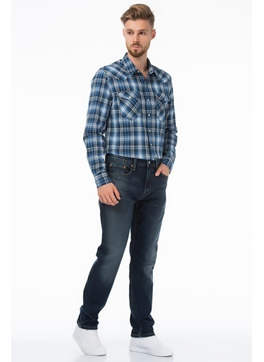 Levi's® Levıs Erkek 502 Regular Taper Jean Pantolon 29507-0209 Mavi